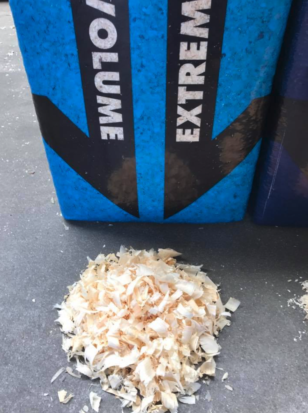 Extreme Volume® Woodshavings