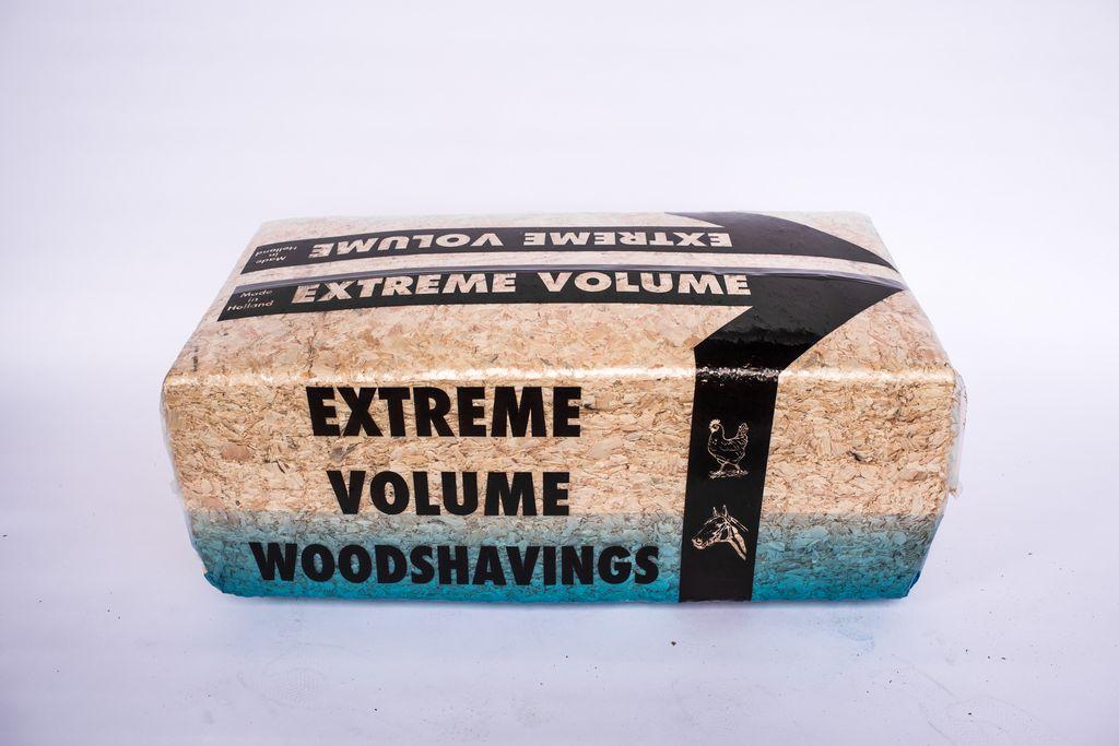 Extreme Volume   Klein Kromhof I Extreme Woodshavings